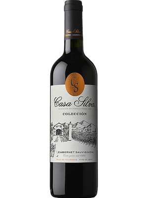 Vinho Casa Silva Colección Cabernet Sauvignon 750ml