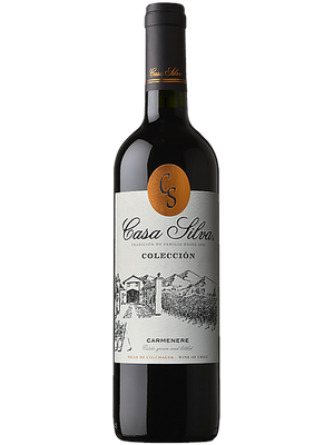 Vinho Casa Silva Colección Carménère  375ml