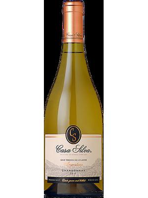 Vinho Casa Silva Gran Terroir Angostura Chardonnay 750ml
