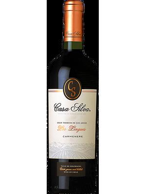 Vinho Casa Silva Gran Terroir Los Lingues Carménère 750ml
