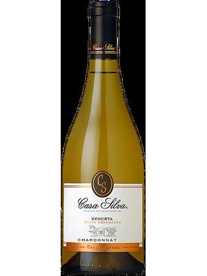 Vinho Casa Silva Reserva Cuvèe Chardonnay  750ml