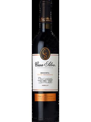 Vinho Casa Silva Reserva Cuvée Merlot 750ml