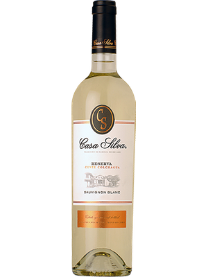 Vinho Casa Silva Reserva Cuvée Sauvignon Blanc  375ml