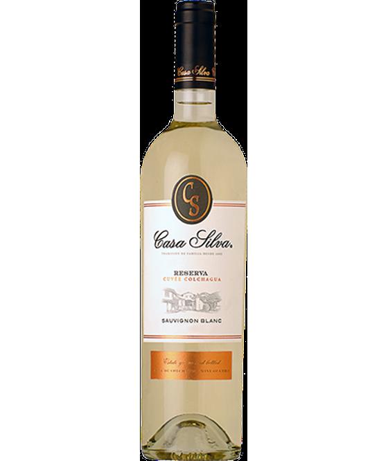 Vinho Casa Silva Reserva Cuvée Sauvignon Blanc 750ml