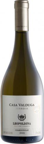 Vinho Casa Valduga Terroir Leopoldina Chardonnay 750ml