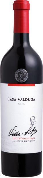 Vinho Casa Valduga Villa Lobos Cabernet Sauvignon 750ml
