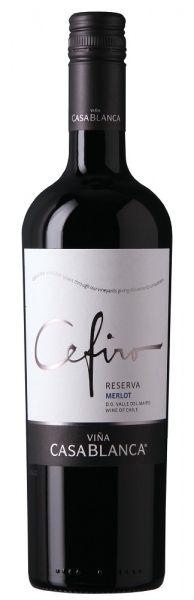 Vinho Cefiro Casablanca Merlot  750ml