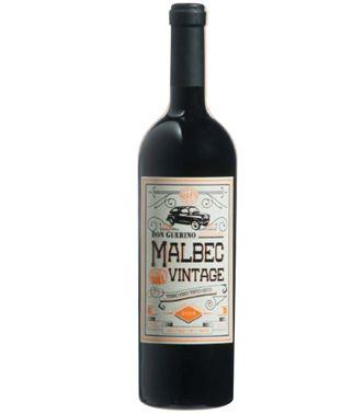 Vinho Don Guerino Reserva Malbec Vintage  750ml