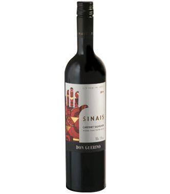 Vinho Don Guerino Sinais Cabernet Sauvignon 750ml