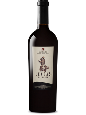 Vinho Guatambu Lendas do Pampa Tannat 750ml