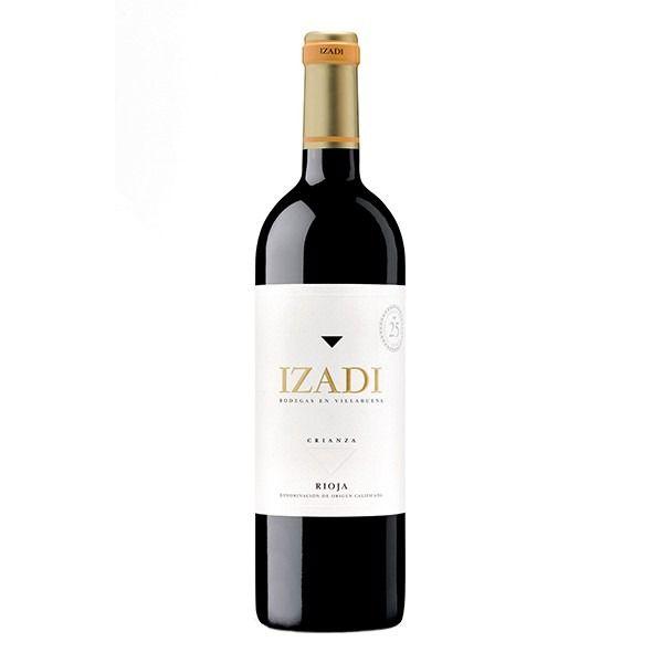 Vinho Izadi Crianza Rioja 750ml