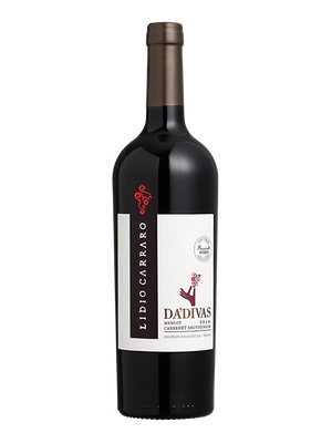 Vinho Lídio Carraro Dádivas Merlot/Cabernet Sauvignon 750ml