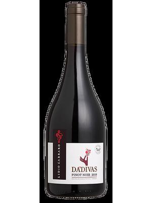 Vinho Lídio Carraro Dádivas Pinot Noir  750ml