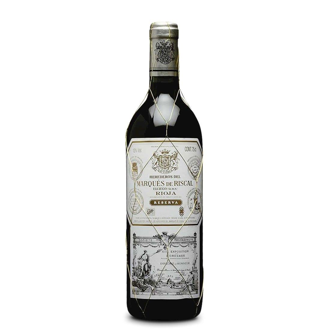 Vinho Marqués De Riscal Rioja Reserva  750ml