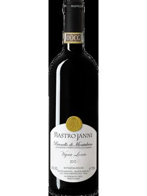 Vinho Mastro Janni Brunello Di Montalcino Vigna Loreto 2008 750ml