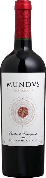 Vinho Mundvs Cabernet Sauvignon 750ml