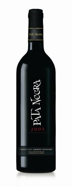 Vinho Pata Negra Tempranillo / Cabernet Sauvignon DO 750ml