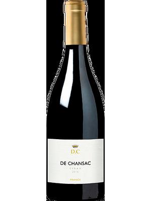 Vinho Pays D'oc De Chansac Syrah IGP 750ml