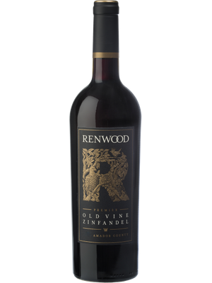 Vinho Premier Renwood Old Vine Zinfandel  750ml