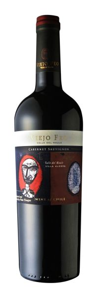 Vinho Tinajas Viejo Feo Cabernet Sauvignon 750ml
