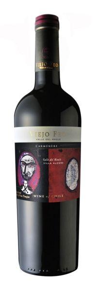 Vinho Tinajas Viejo Feo Carmenere 750ml