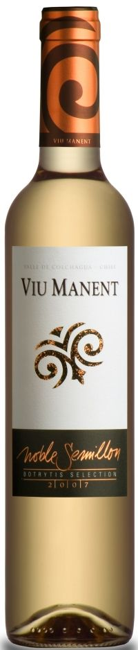 Vinho Viu Manent Late Harvest Noble Semillon 500ml