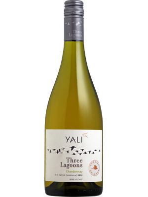 Vinho Yali Three Lagoons Chardonnay 750ml