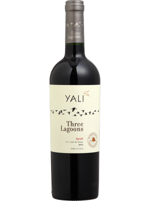 Vinho Yali Three Lagoons Syrah 750ml