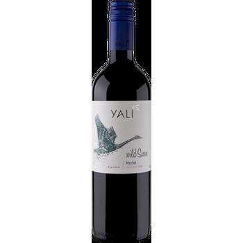 Vinho Yali Wild Swan Merlot 750ml