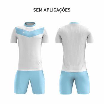 KIT - Camiseta + Calção Dryfit - MODELO COSTURADO