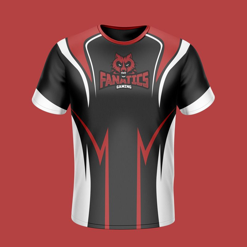 Uniforme FanaTicS Gaming 2018