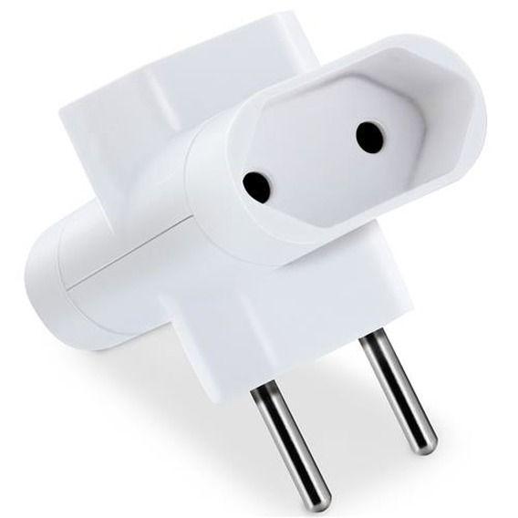 Adaptador T saída 2 pinos Multilaser - WI241