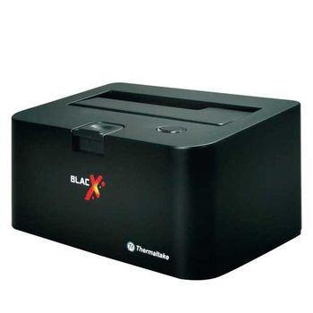 Dock Station Thermaltake Black X USB 3.0 - ST0005U-D