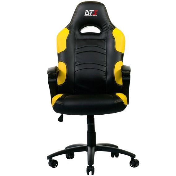Cadeira DT3 Sports GTX Gaming Black/Yellow - 10179-8