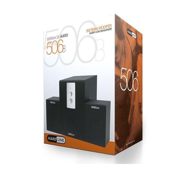 Caixa de Som Hardline - AS-W506B
