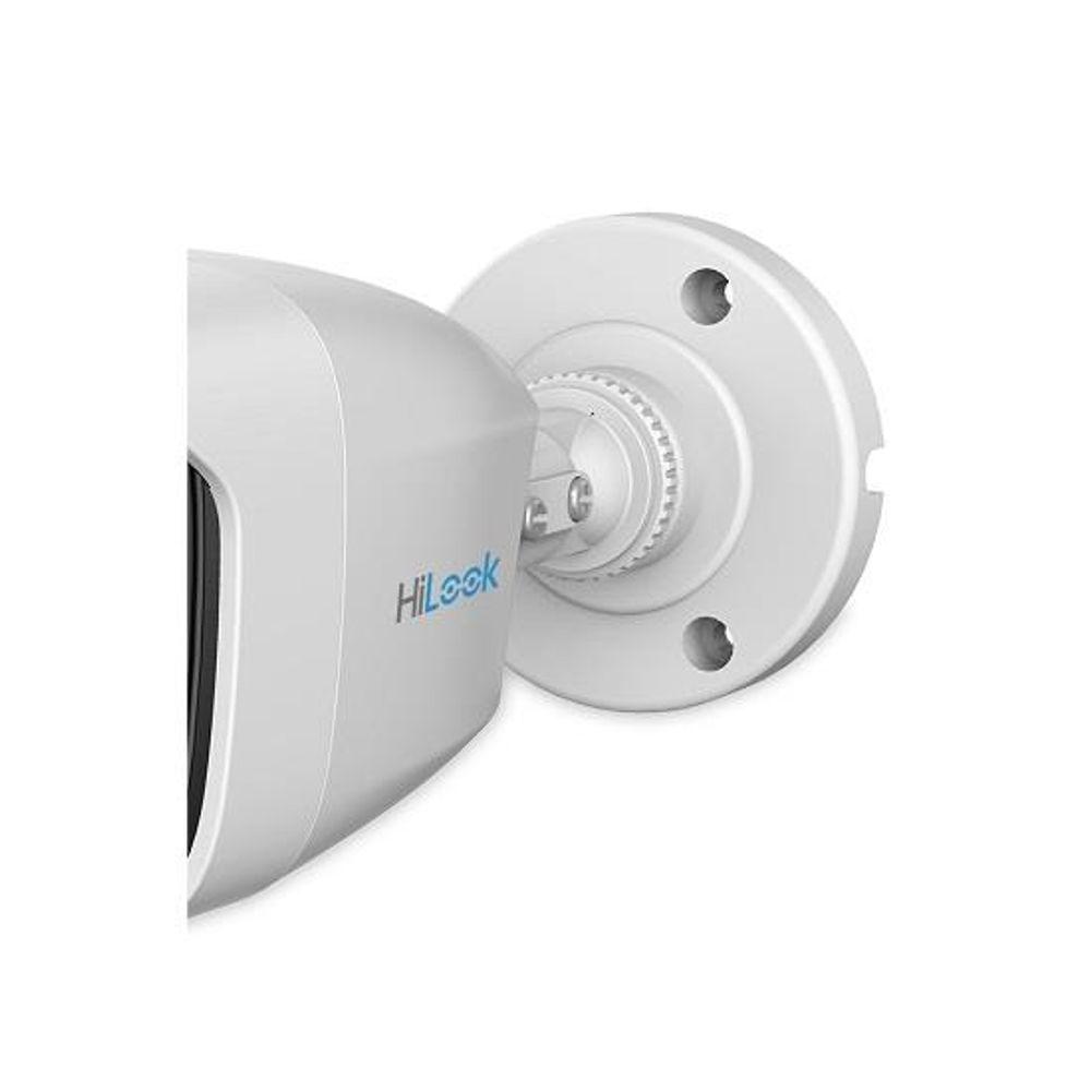 Câmera HiLook HD Bullet 2MP IP66 Plástica - THC-B120-P   FGTEC