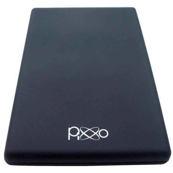 Case/ Gaveta Externa Pixxo USB 2.0 Sata 2.5' - AE-2560-SBPX