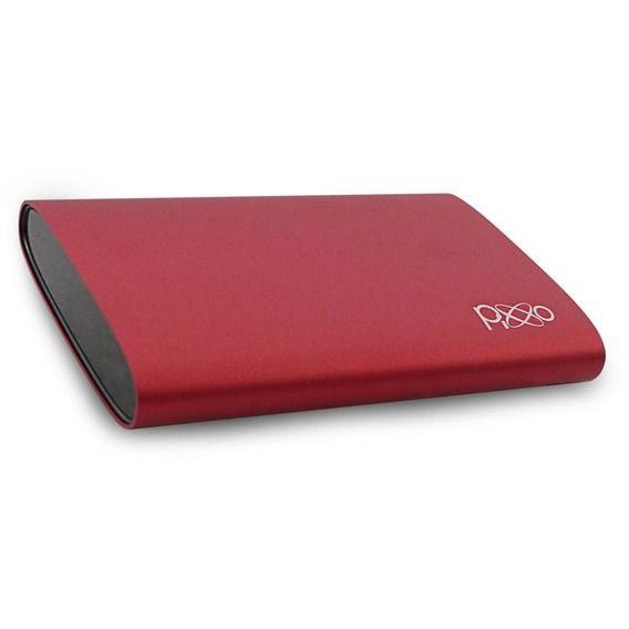 Case/ Gaveta Externa Pixxo USB 3.0 Sata 2.5' Red - EB-2531TPSE
