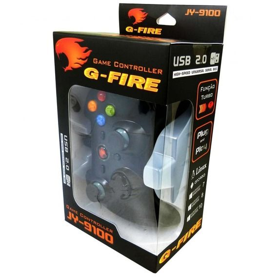 Controle G-Fire Game USB - JY-9100