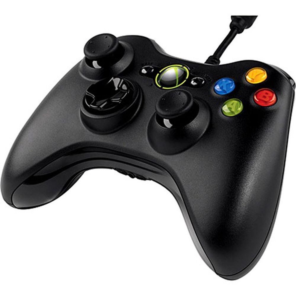 Controle Xbox 360 Windows/ Xbox 360 c/ Fio - S9F-00001