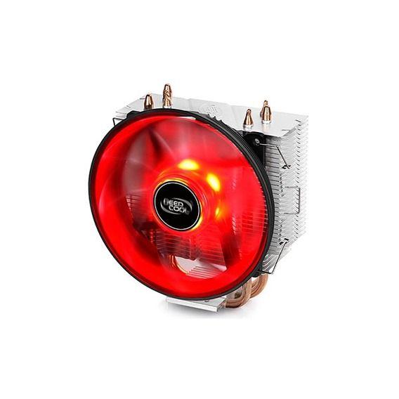 Cooler CPU Deepcool Gammaxx 30 Cooler CPU Deepcool Gammaxx 300R Red LED - DP-MCH3-GMX300RD