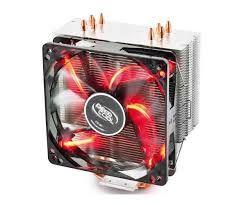 Cooler CPU Deepcool Gammaxx 400 Red LED - DP-MCH4-GMX400RD
