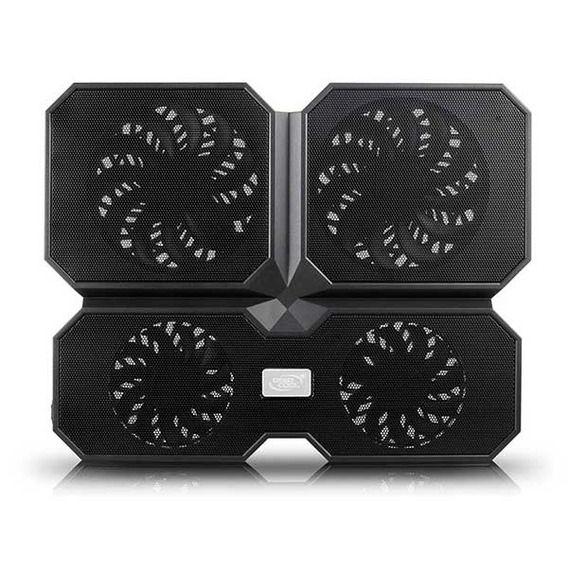 Base Notebook Deepcool Multi Core X6 Black - DP-N422-MCX6