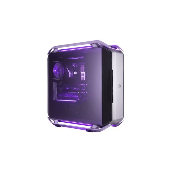 Gabinete Cooler Master Gamer Cosmos C700P Window Black RGB LED - MCC-C700P-MG5N-S00