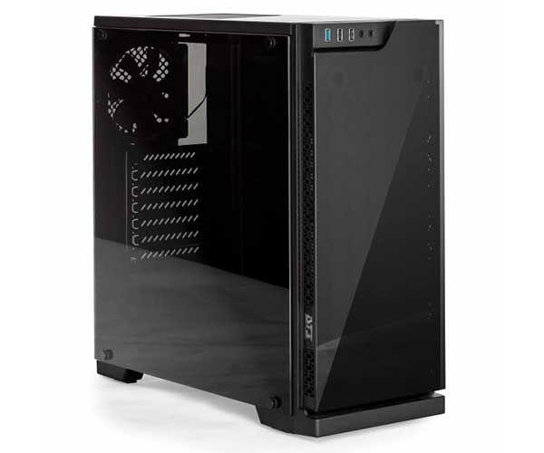 Gabinete DT3 Sports Gamer Edge Glass Window Black - 10743-5