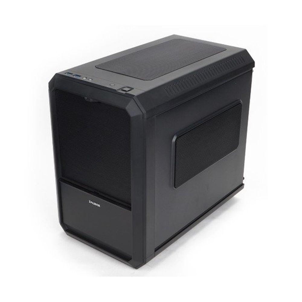 Gabinete Zalman M1 Black Mini-ITX - ZM-M1