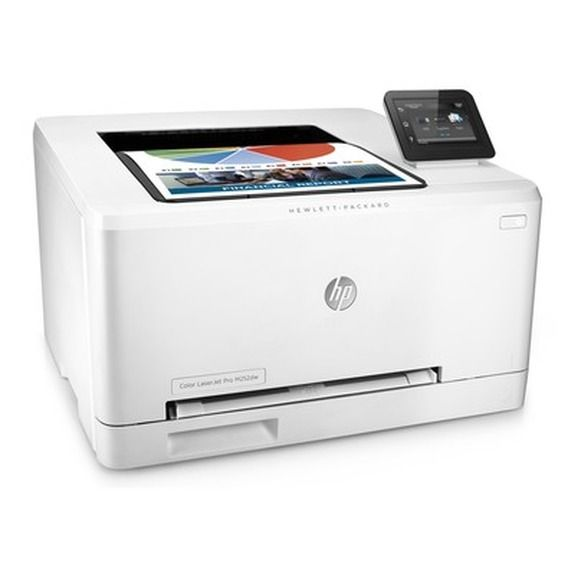 Impressora HP Color LaserJet Pro M252dw