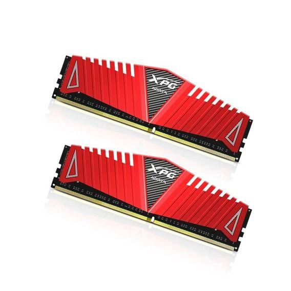 Memória Adata XPG Red 16GB DDR4 2133MHz (2x8GB) - AD4U213338G15-DRZ
