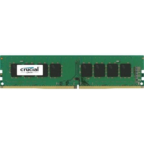 Memória Crucial 8GB DDR4 2400MHz (1x8GB) - CT8G4DFD824A