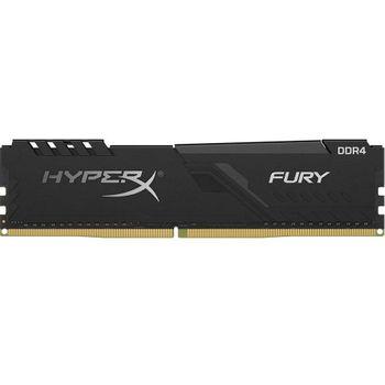 Memória Kingston HyperX Fury 16GB DDR4 2400MHz Preta (1x16GB) - HX424C15FB3/16